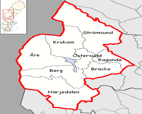 Provincia de Jamtland