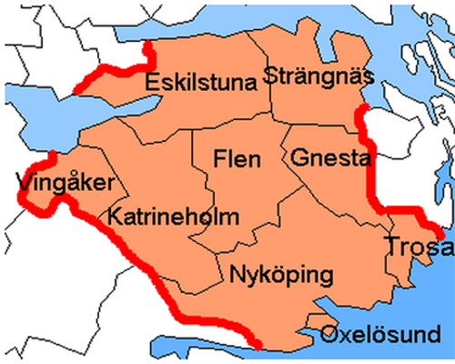 Provincia Sodermanland