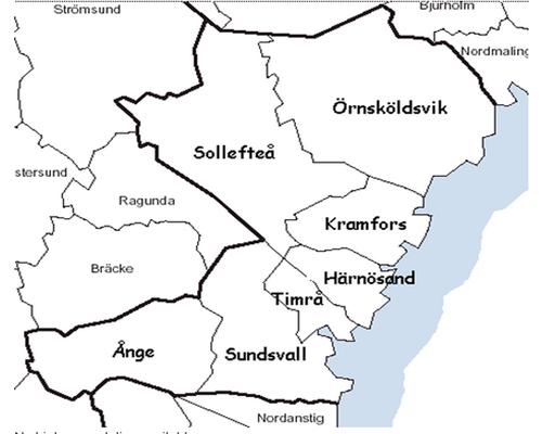 Provincia de Vasternorrland